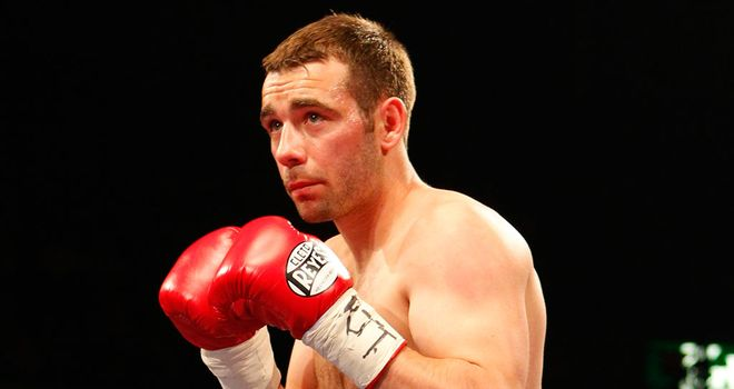Lee Purdy: Has taken a pay cut to fight Devon Alexander