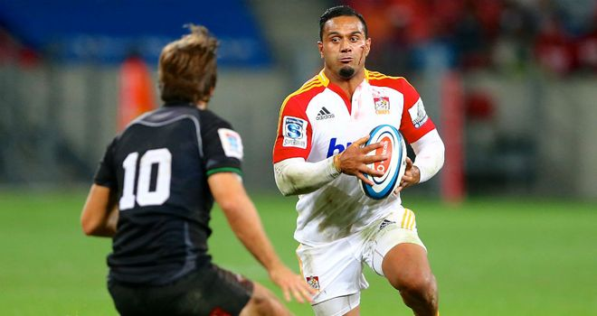 Lelia Masaga: Scored three of the Chiefs' four tries