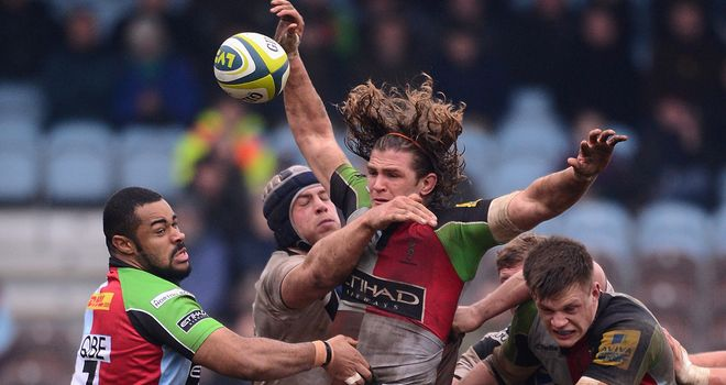 Luke Wallace: Bath struggled to contain back row