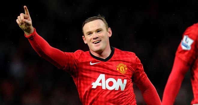 Rooney: Heading to the O2 on Saturday night
