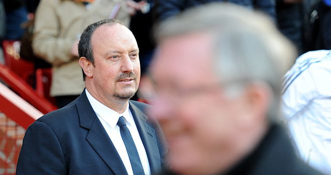 Rafa Benitez: Claimed Sir Alex Ferguson snubbed his handshake