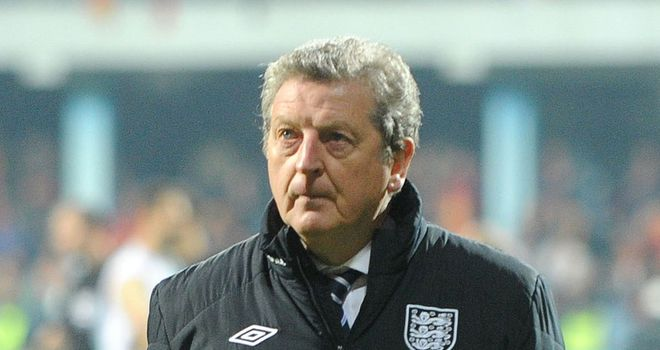 Roy Hodgson: Boss insists England's fate is still in their own hands after draw with Montenegro