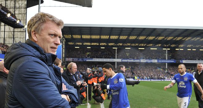 David Moyes: Hoping team can kick on despite surprise FA Cup exit