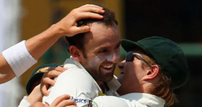 Nathan Lyon: Five wickets puts Australia back in the match