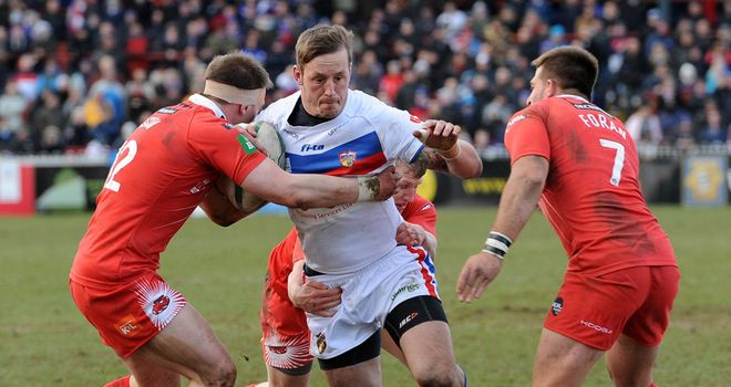 Wakefield Wildcats: Will have to wait to host Leeds Rhinos in round eight