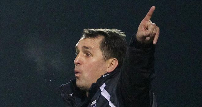Martin Allen: Number one side