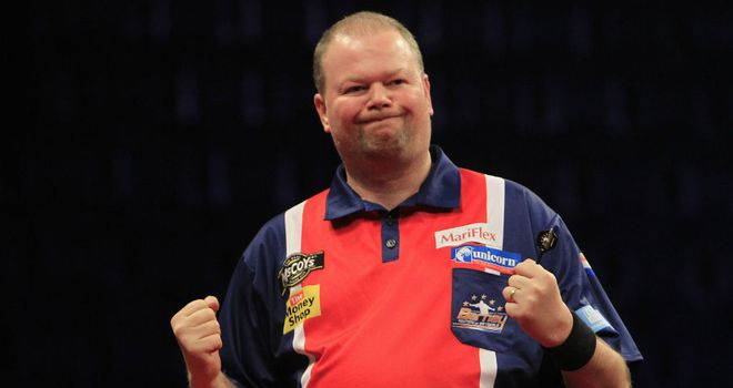 Raymond van Barneveld: Top of the table heading to Cardiff