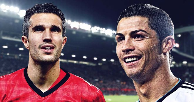Manchester United and Real Madrid face off for a place in the Champions League quarter-finals