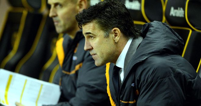 Dean Saunders: Believes Wolves will escape the drop