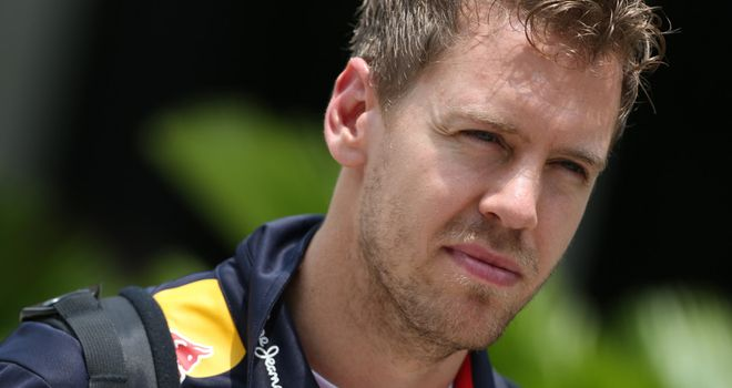 Sebastian Vettel: Says third place in Australia was a good result