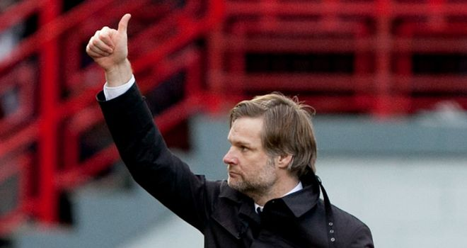 Steven Pressley: Takes plenty of positives