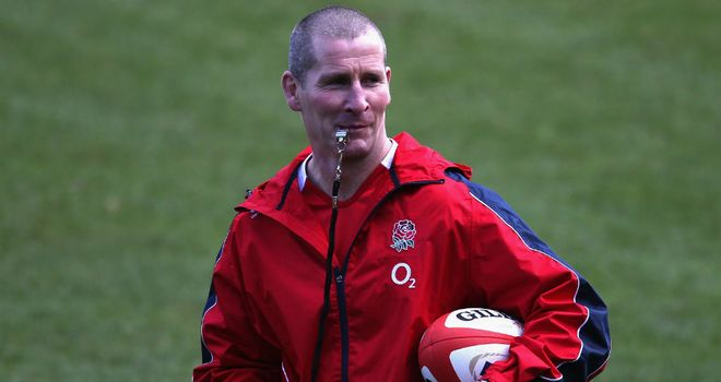 Stuart Lancaster: five-year plan for England