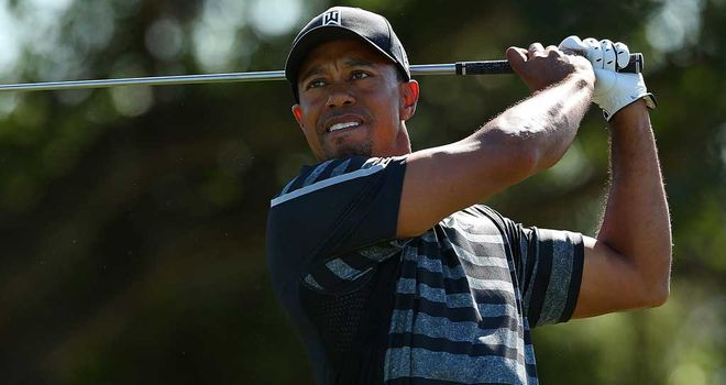 Tiger Woods: Nine birdies in benign conditions at Doral