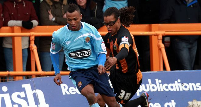 Edgar Davids: Fails to secure maximum points again