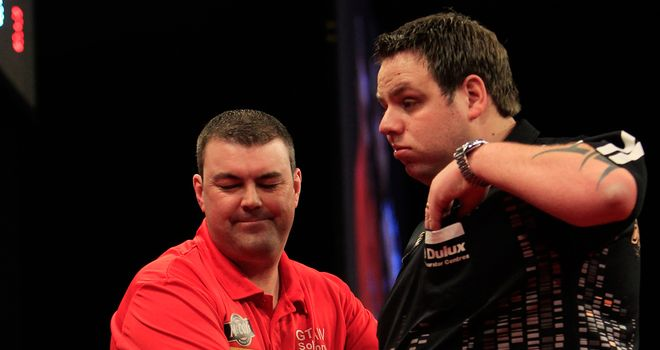 Adrian Lewis: Averaged under 90 during fourth straight defeat