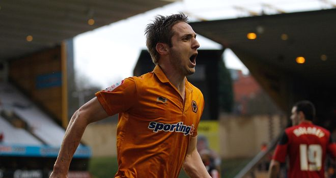 Kevin Doyle: Got the winning goal for Wolves