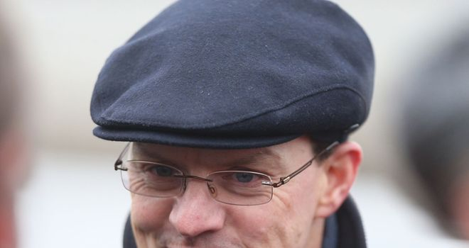 Aidan O'Brien: Set to handle former American star
