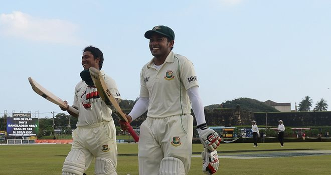 Mushfiqur Rahim (r): Named man-of-the-match