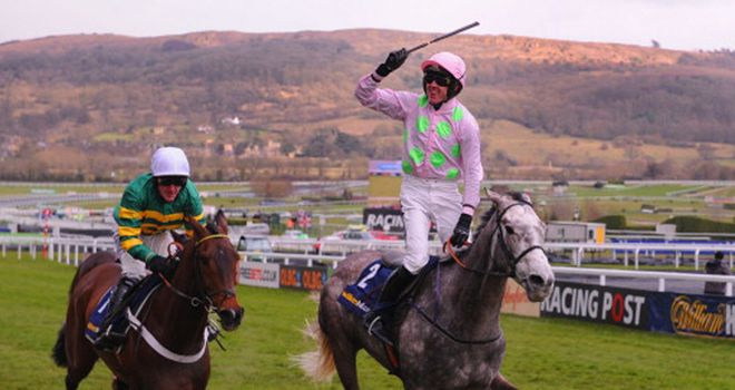 Champagne Fever: On course for the Arkle?