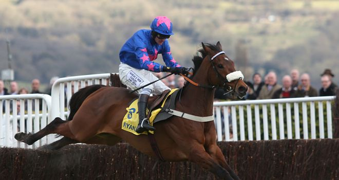 Cue Card: Heading to Aintree for clash with big duo