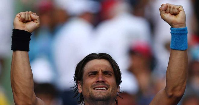 David Ferrer: Spaniard reaches Sony Open final