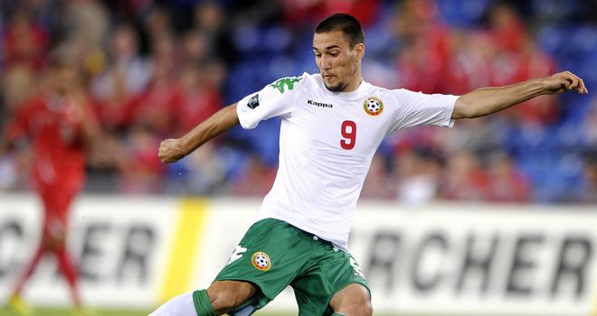 Ivelin Popov: Goal not enough for Bulgaria