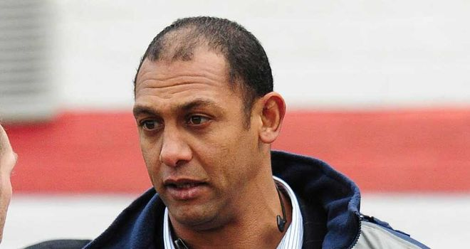 Alan Hunte: will step aside as Brian Noble becomes Salford boss