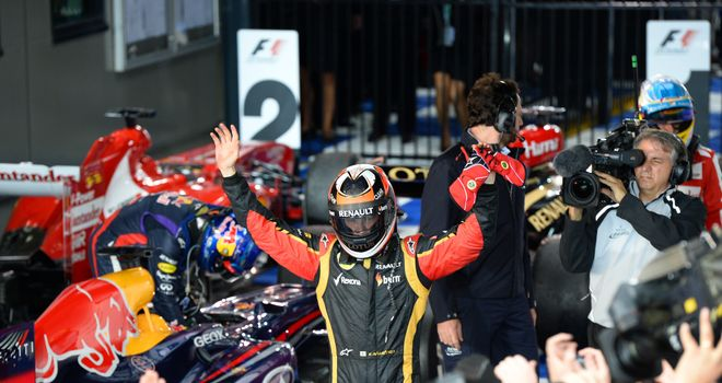 Watch all six Sky Sports channels - including Sky Sports F1 HD - on NOW TV