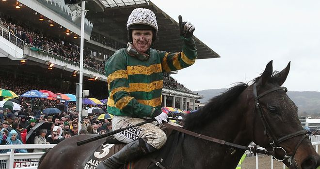 Tony McCoy: A stunning five-timer