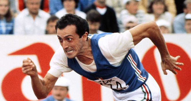 Pietro Mennea: Italian sprint legend has died at the age of 60