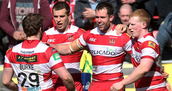 Pat Richards: Wigan star to play against Wakefield despite trip to Australia