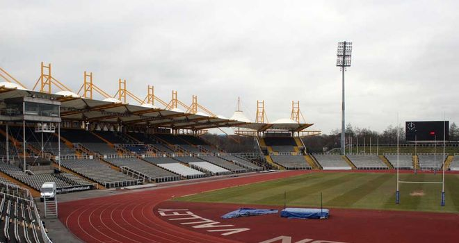 Don Valley Stadium: Jessica Ennis's training hub