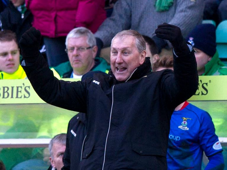 Terry Butcher: Believes this season has been 'the best' for Scottish football