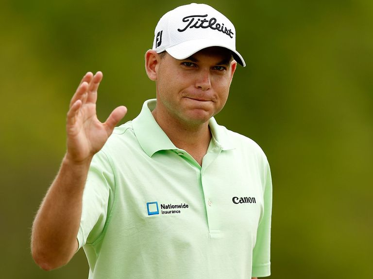 Bill Haas: Looks a likely type for next year's Green Jacket