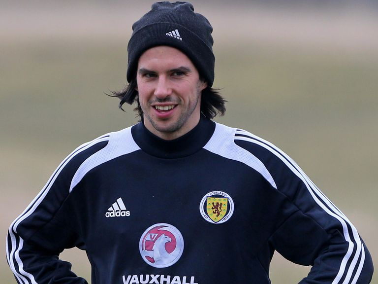 George Boyd: Hoping to feature against Wales