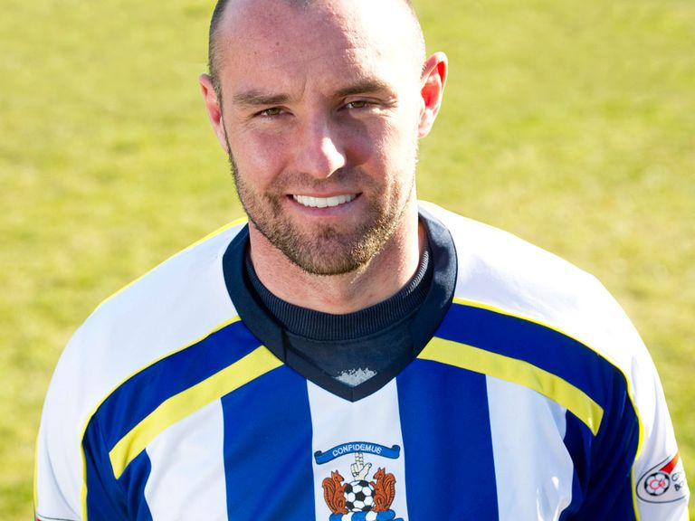 Kris Boyd: Keen to return to national side