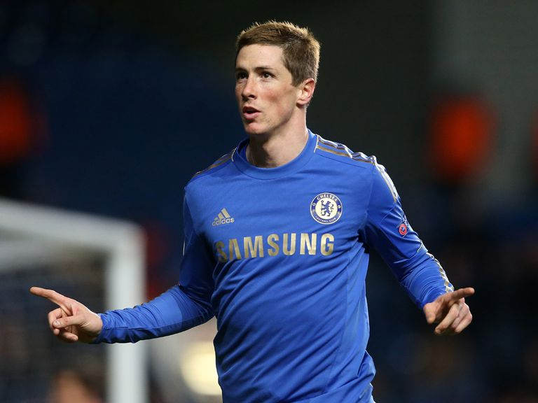 Fernando Torres: Netted against Steaua