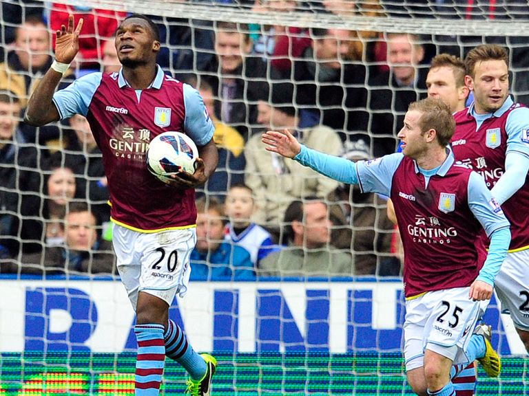 Benteke: Good chance of reaching 20 goals
