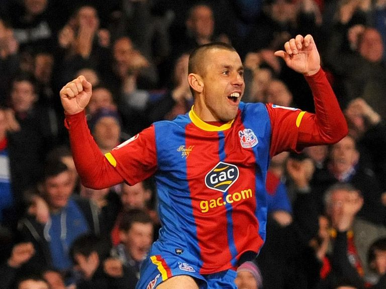 Kevin Phillips: Set to be offered a new contract by Crystal Palace