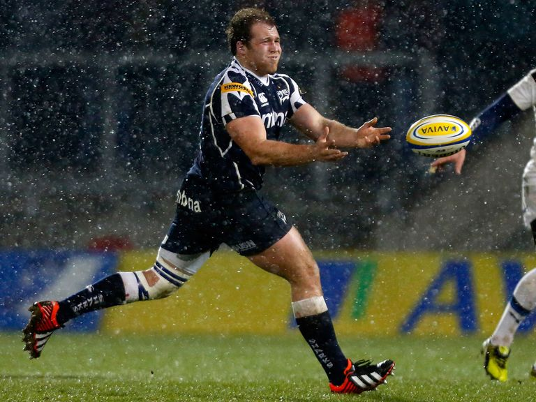 Henry Thomas: Heading to Bath next season