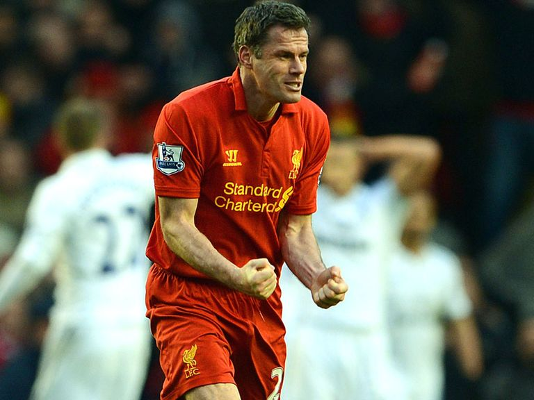Jamie Carragher: Happy with decision to retire in the summer
