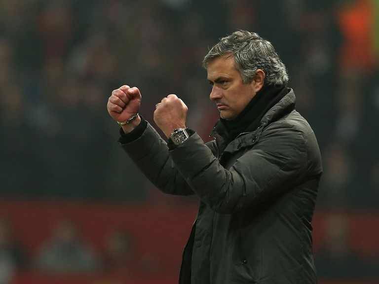 Mourinho: Be prepared for a surprise