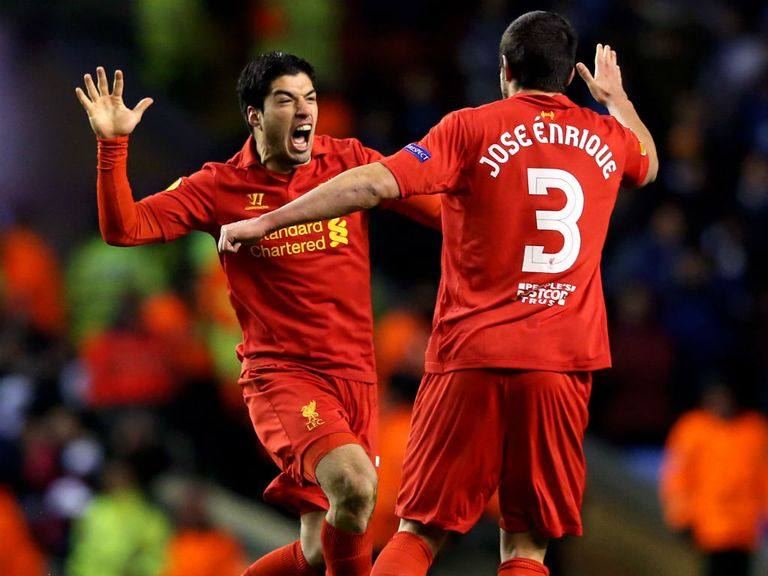 Luis Suarez: Liverpool's go-to man