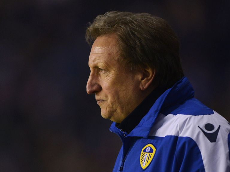 Neil Warnock: Poised to leave Elland Road in the summer