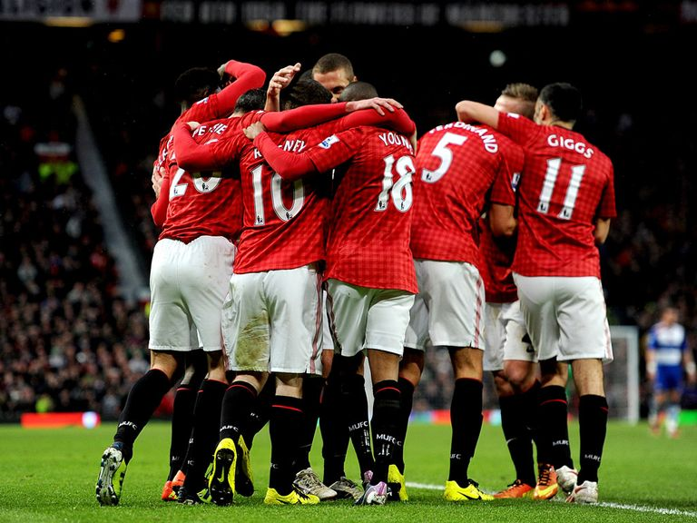 Manchester United: Can enjoy derby delight