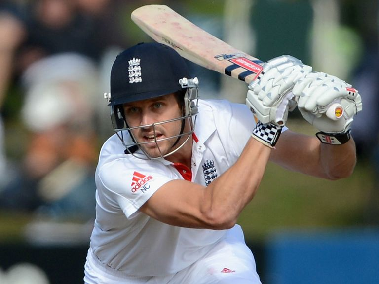 Nick Compton: Another century for England