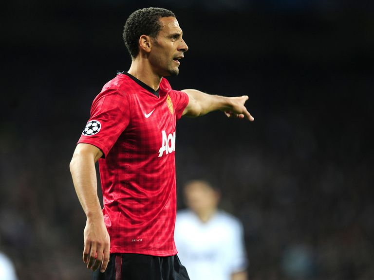 Ferdinand: Happy with the summer arrival of Moyes