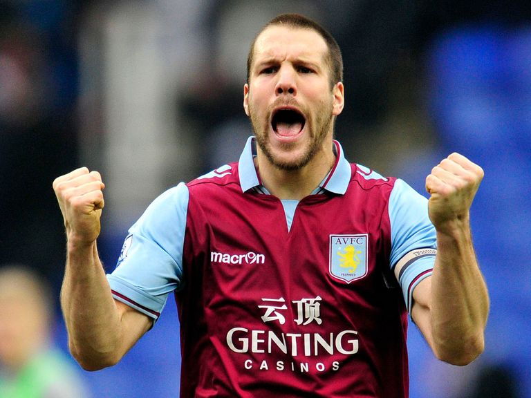Ron Vlaar: Determined to beat the drop