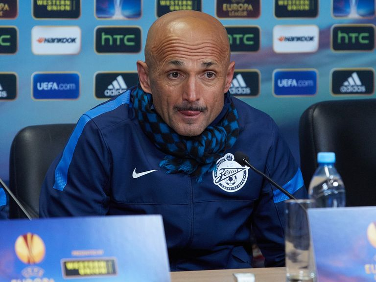 Luciano Spalletti: Out of a job