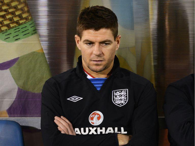 Steven Gerrard: 'Talking doesn't win you football matches'